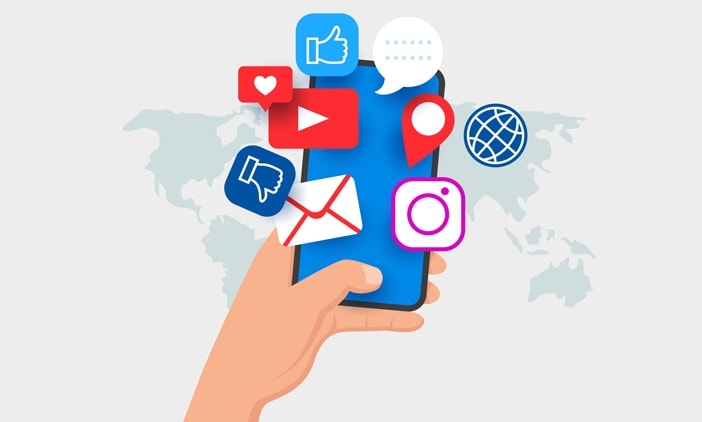 اشتباهات بزرگ در شبکههای اجتماعی